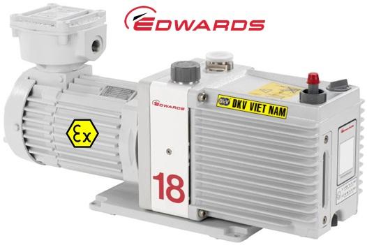 bom chan khong edwards E2M18 atex, edwards vacuum pump E2M18 atex