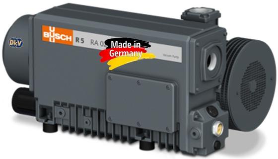 bom chan khong Busch R5 RA 0302 D, Busch vacuum pump R5 RA 0302 D