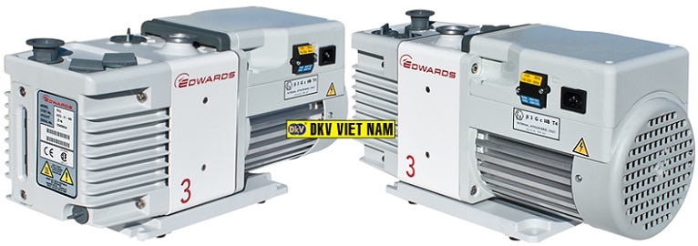 bom chan khong edwards RV3, Edwards vacuum pump RV3