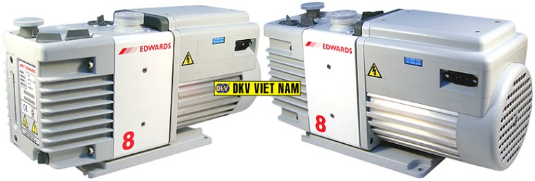 bom chan khong Edwards RV8, Edwards vacuum pump RV8