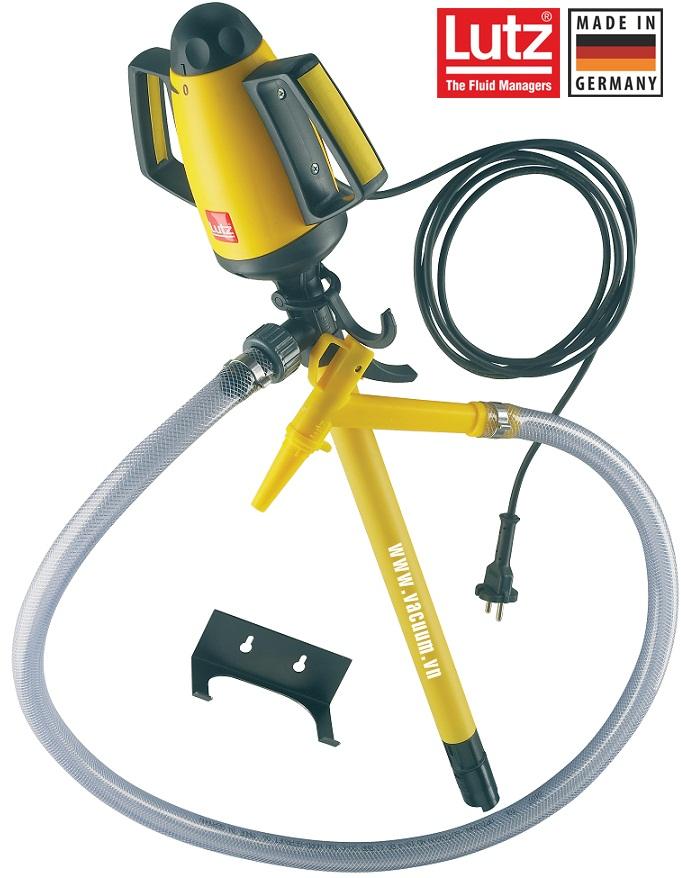 bom thung phuy Lutz B2 Vario PP 0205-022, Lutz drum pump B2 Vario PP 0205-022