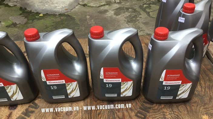 dau chan khong Edwards Ultra grade 19, Edwards vacuum oil Ultra Grade 19, Edwards